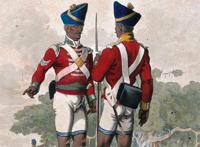 Private army of the British East India Company