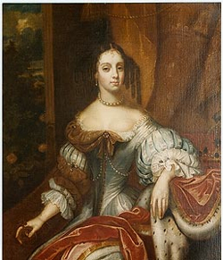 Catherine of Braganza who loved drinking tea