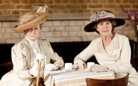 Downton Abbey has triggered an increase in British tea sales to China