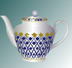 Russian Tea Pot