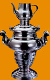 A Russian Samovar