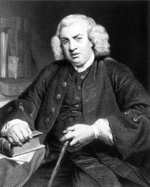 Dr Samual Johnson loved tea