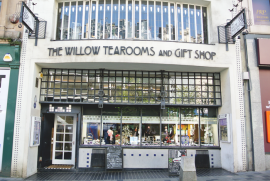 The Willow Tearooms, Glasgow