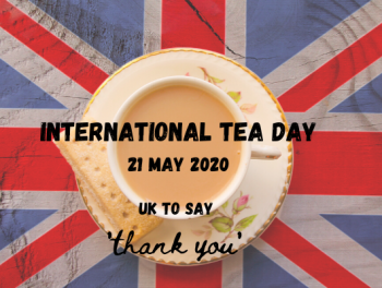 CHEERS TO THE TEA INDUSTRY!