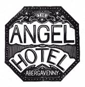 The Angel Hotel, Abergavenny logo
