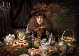Mad Hatter's Afternoon Tea event.